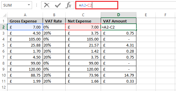 opendocument spreadsheet how to get a percentage of a number